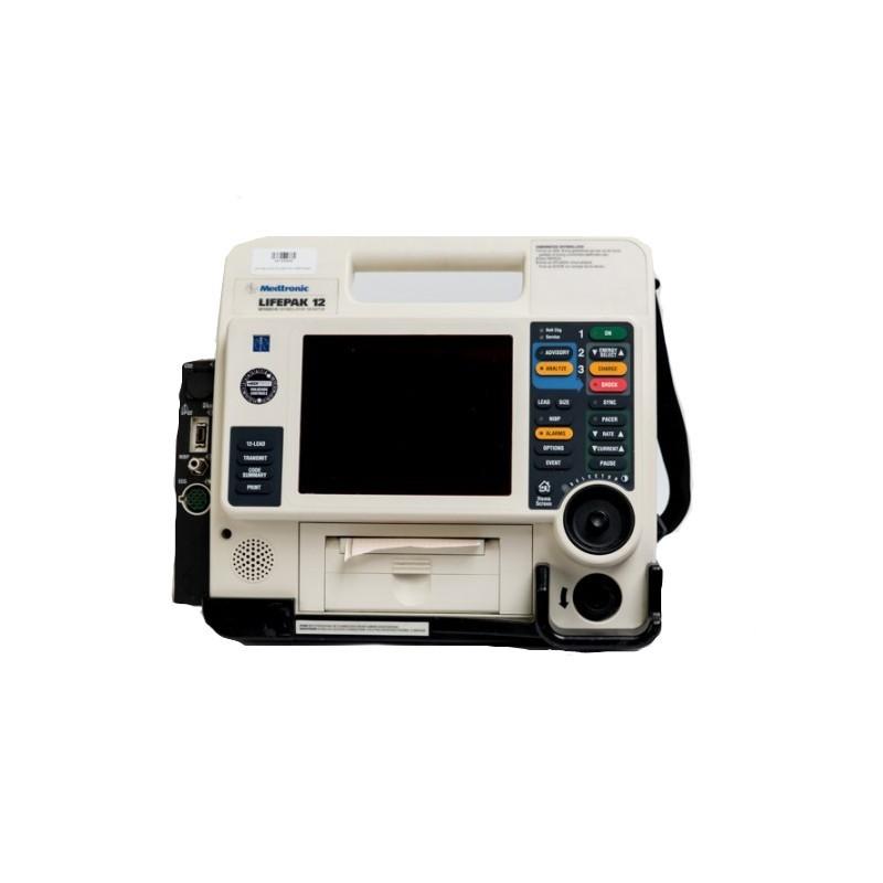 Lifepak 12, Defibrillator