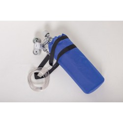 Borsa dell'ossigeno HELtex blu