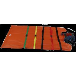Schnitzler Vakuummatratze 816 K mit Stabilisatoren
