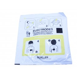 Schiller Elektroden für Kinder