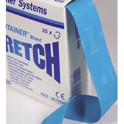 Tourniquet veineux à usage unique BD Vacutainer Stretch - sans latex