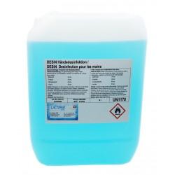 Desinfektionsmittel, Händedesinfektion DESIN 10000 ml