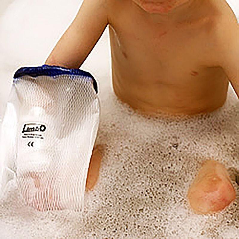 Duschschutz für Gips