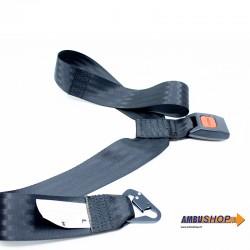 Côté verrouillage de la ceinture de sécurité - remplacement