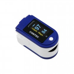 Pulsossimetro da dito CMS50D-BT