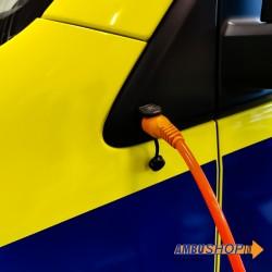 DEFA Mni-Plug Ladekabel Rettungswagen