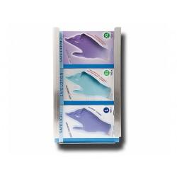 Handschuh-Wandhalterung für 3 Boxen