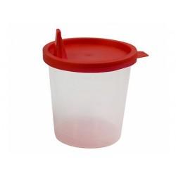 Contenitore per raccolta urine monouso