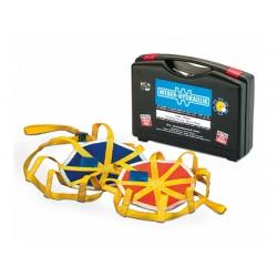Copertura di sicurezza per airbag del volante per autoveicoli Octopus®