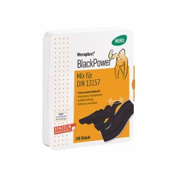 Weroplast® BlackPower Mix für DIN13157
