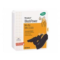 Weroplast® BlackPower Mix für DIN13169