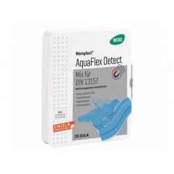 Mix per DIN13157 Weroplast® AquaFlex Detect