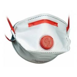 Respiratori filtranti cobra foldy FFP3/V