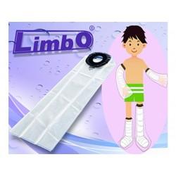 LimbO® wasserdichter Schutz Kinder - Unterschenkel