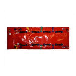 RedVac, rechteckig, mit Einschnitten für Rückhaltegurte