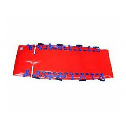 RedVac, leicht tailliert, mit Einschnitten für Rückhaltegurte