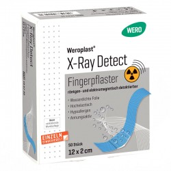 Cerotti per le dita Weroplast® X-Ray Detect
