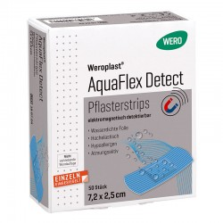 Strips de pansement Weroplast® AquaFlex Detect