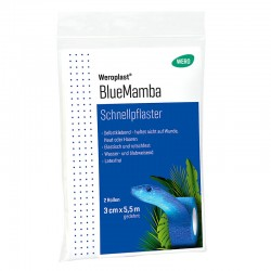 Pansement rapide Weroplast® BlueMamba