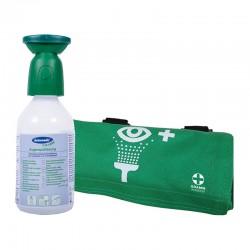 Augenspülflasche NaCl, 250 ml, inkl. Tasche