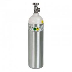 Bouteille d'oxygène en aluminium, 2 l