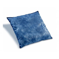 Einmal-Kissen, blau