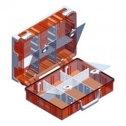 Casier intérieurs pour Werotop® 350/1