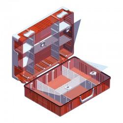 Casier intérieurs pour  Werotop® 450/1