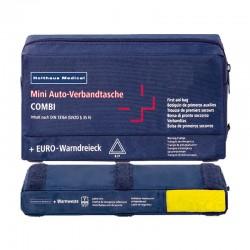 Mini-trousse de premiers secours 3 en 1 pour voiture