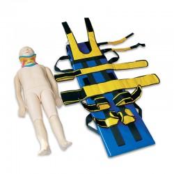 Civière spinale pédiatrique