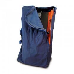 Sac d'emballage pour barquette d'evacuation 2 parties