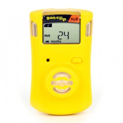Unità di allarme gas in entrata H2S