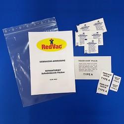 Kit de réparation RedVac