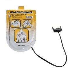 Électrodes Defibtech Lifeline semi-automatique