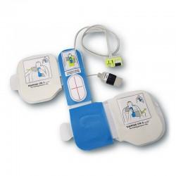 Électrodes de training Zoll AED Plus, actif