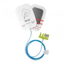 Multifunktionelle Defibrillations-Elektroden, Erwachsene