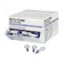 Autopiqueurs Accu-Chek Safe-T-Pro Plus
