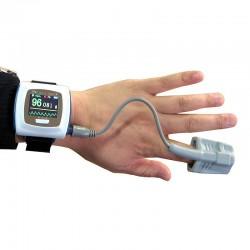 Pulsossimetro digitale da polso
