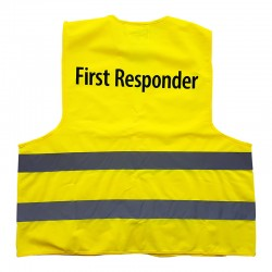 "Warnweste ""First Responder"""